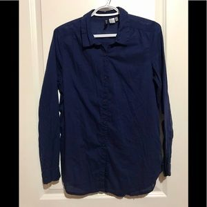 Women's H&M long sleeve blouse. Size 10